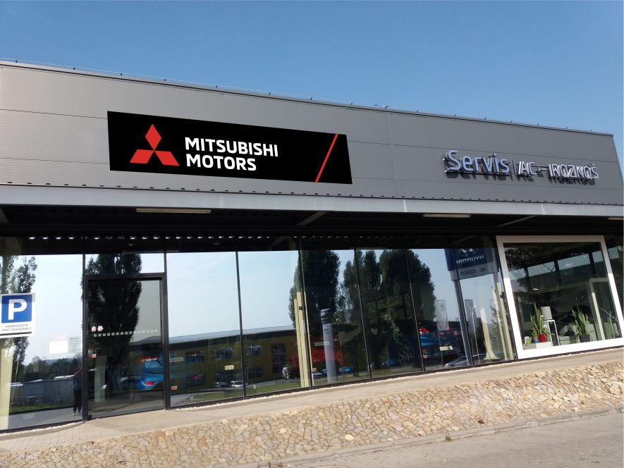 Nové dealerství Mitsubishi v Jihlavě