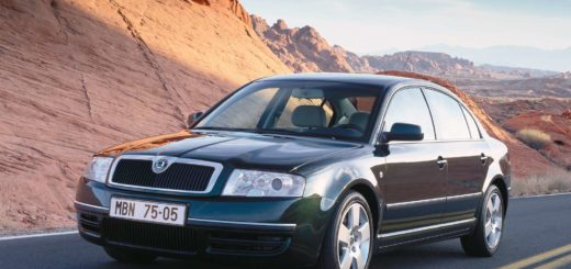 Škoda Superb 1. generace (model 2001), foto: Škoda auto