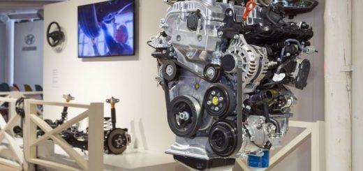 Přeplňovaný motor Hyundai/Kia 1.4 T-GDI, foto: Hyundai
