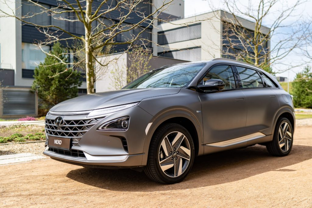 Hyundai Nexo, foto: Hyundai