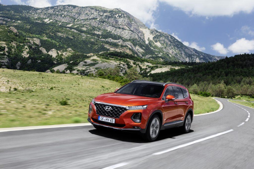Hyundai Santa fe, foto: Hyundai