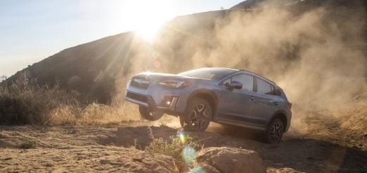Subaru Crosstrek Hybrid, foto: Subaru