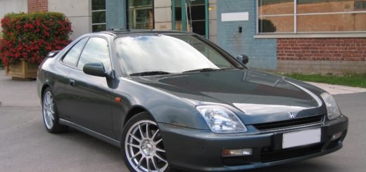 Honda Prelude, foto: Audiophile z fi.wikipedia - Originally from fi.wikipedia; volné dílo, https://commons.wikimedia.org/w/index.php?curid=1044611