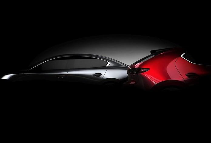 Mazda 3 2019, foto: Mazda