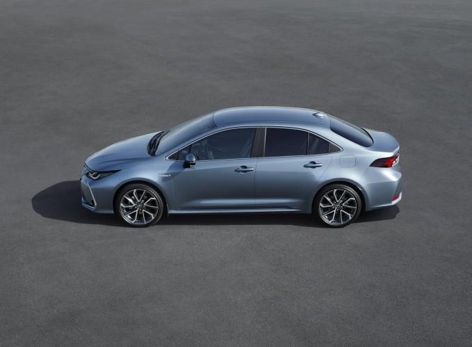 Toyota Corolla sedan (2019), foto: Toyota