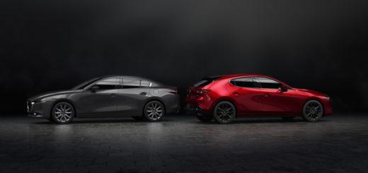 Mazda 3 (2019), foto: Mazda