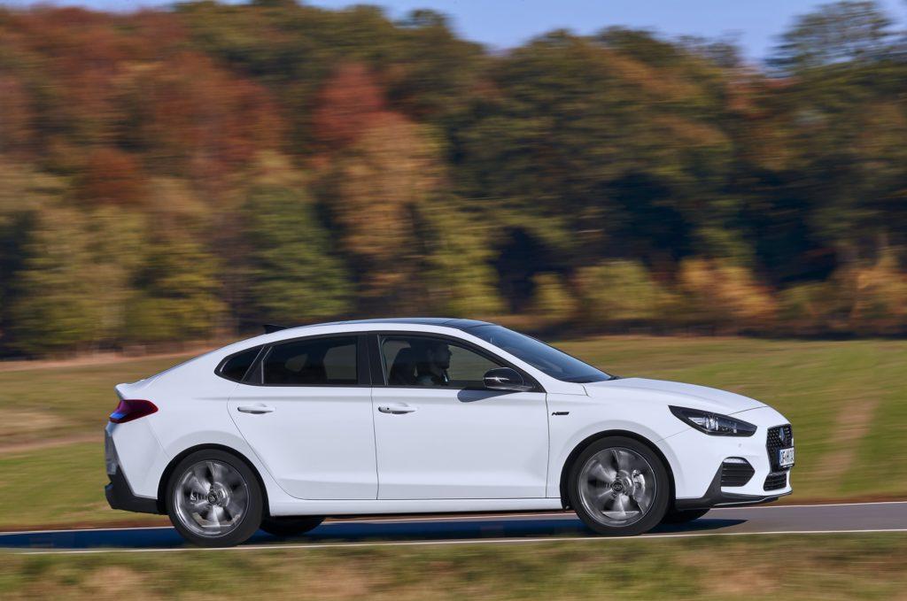 Hyundai i30 Fastback N line, foto: Hyundai