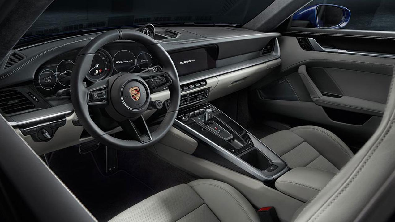 Porsche 911 (992), foto: Porsche