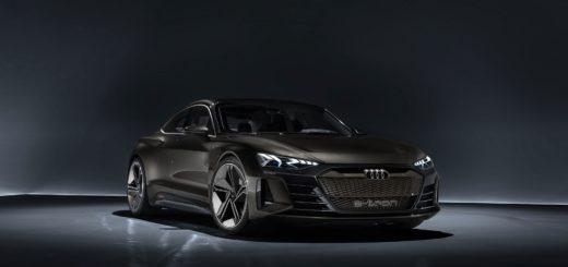 Audi E-Tron GT, foto: Audi