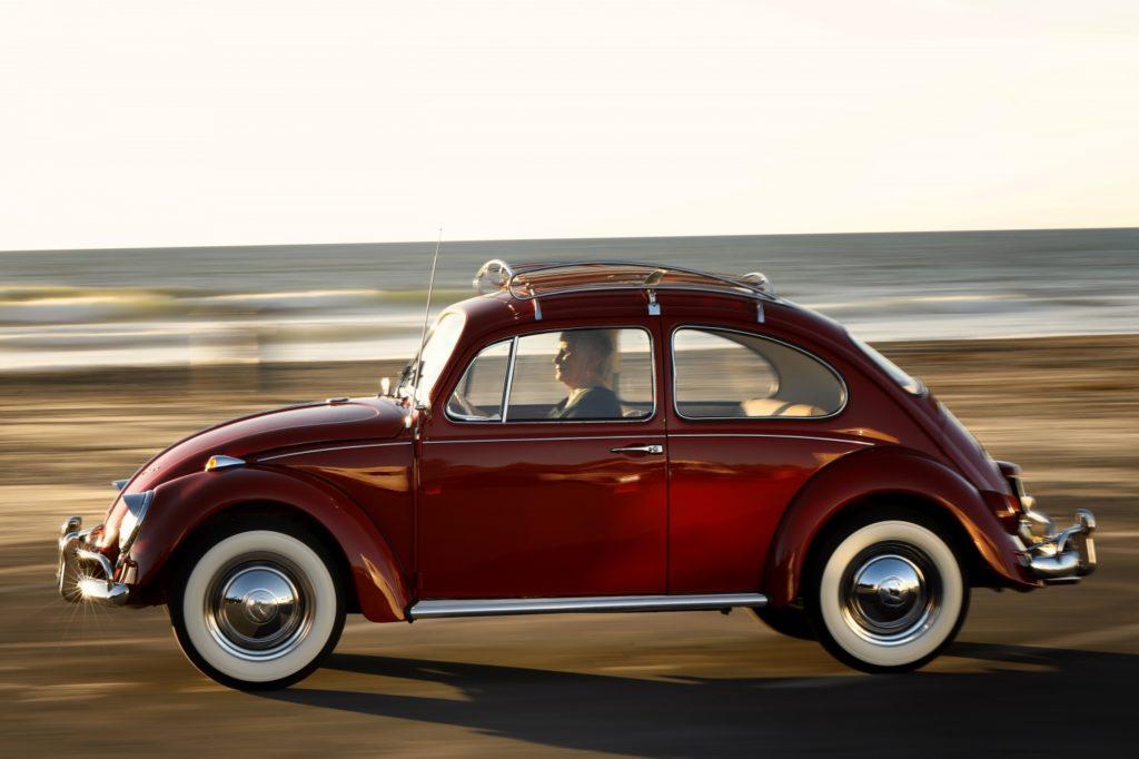 Annie, Volkswagen Beetle ´67 po renovaci, foto: Volkswagen
