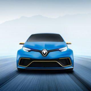 Renault Zoé E-Sport Concept, foto: Renault