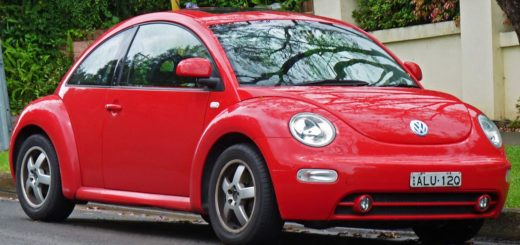 Volkswagen New Beetle 1. generace, foto: By OSX - volné dílo, https://commons.wikimedia.org/w/index.php?curid=12230986
