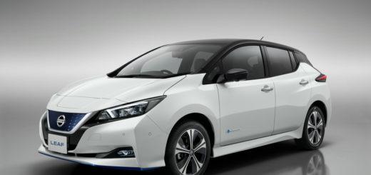 Nissan Leaf, foto: Nissan