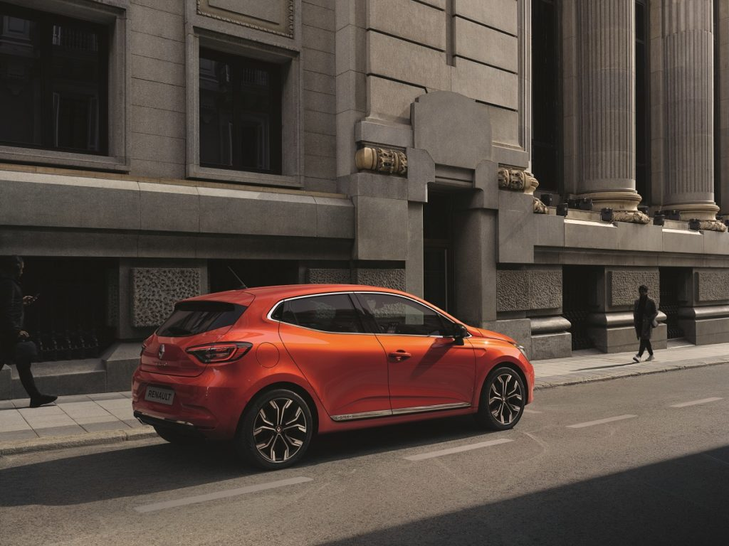 Nový Renault Clio, foto: Renault/Anthony Bernier