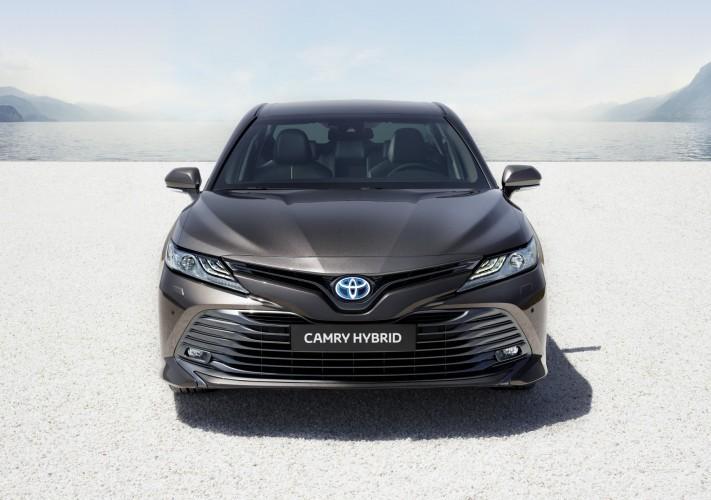 Toyota Camry, foto: Toyota
