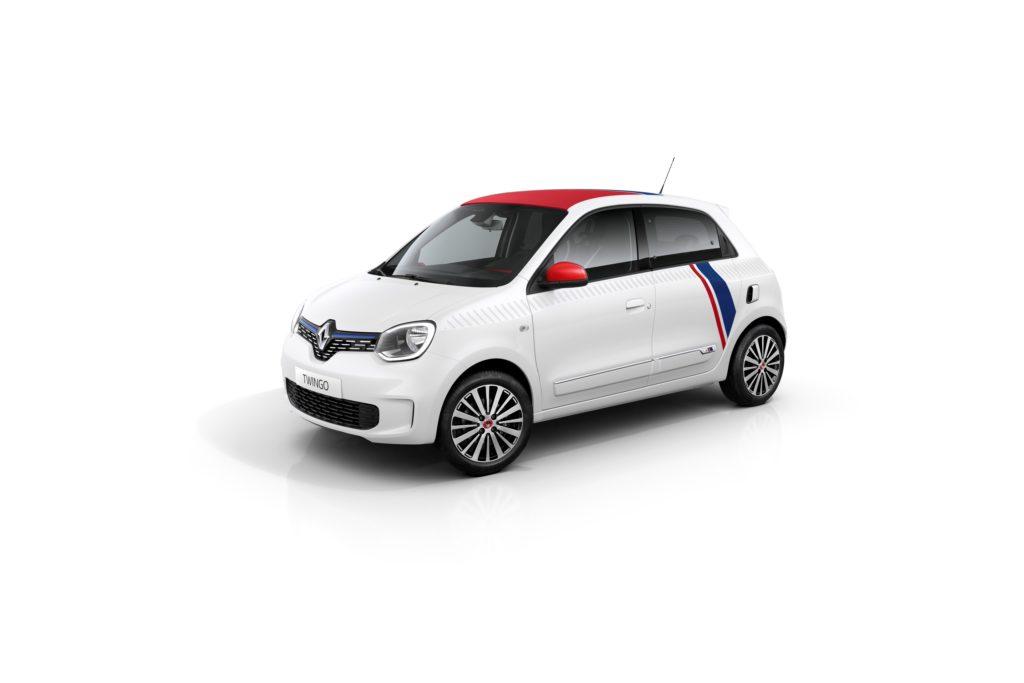 Nový Renault Twingo, foto: Renault