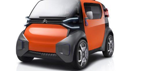 Koncept Citroën Ami One, foto: Citroën