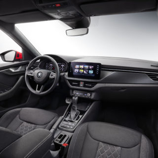 Škoda Kamiq - interiér, foto: Škoda auto