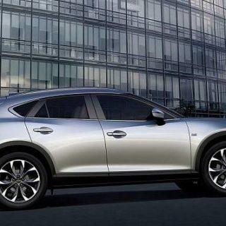 Mazda CX-4, foto: Mazda