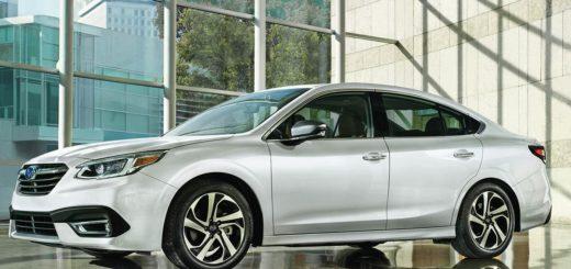 Subaru Legacy 2020, foto: Subaru