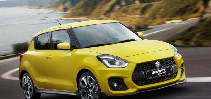 Suzuki Swift Sport, foto: Suzuki