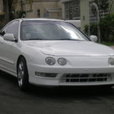Honda Integra (1999), foto: Quantumstupid z English Wikipedia, volné dílo https://commons.wikimedia.org/w/index.php?curid=2076661