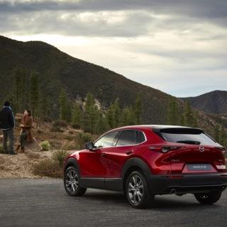 Mazda CX-30, foto: Mazda