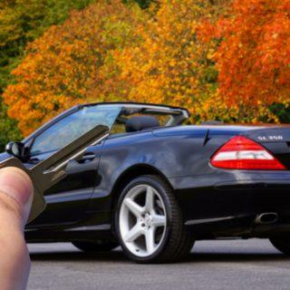 Zabezpeční auta, ilustrační foto