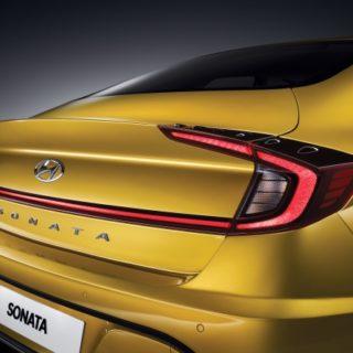Hyundai Sonata MY2020, foto: Hyundai