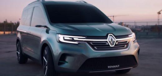 Renault Kangoo Z.E. Concept, zdroj: Renault