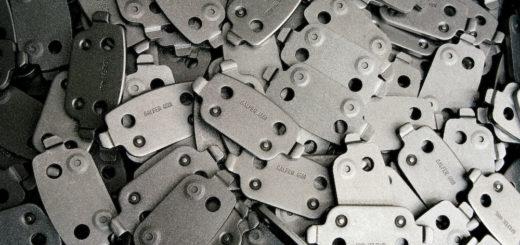 Brzdové destičky z produkce ostravského závodu firmy ITT, foto: ITT