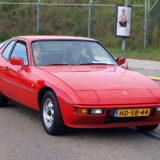 Porsche 924, foto: Alf van Beem, CC0, https://commons.wikimedia.org/w/index.php?curid=26282471
