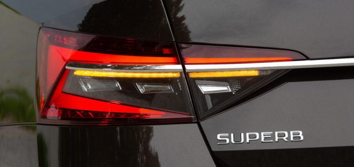 Škoda Superb ´2019, foto: Škoda auto