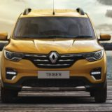 Renault Triber, foto: Renault