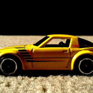 Mazda RX-7 (Hot Wheels), zdroj: Pixabay