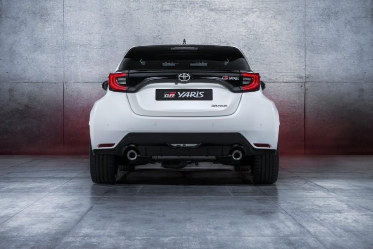 Toyota GR Yaris, foto: Toyota