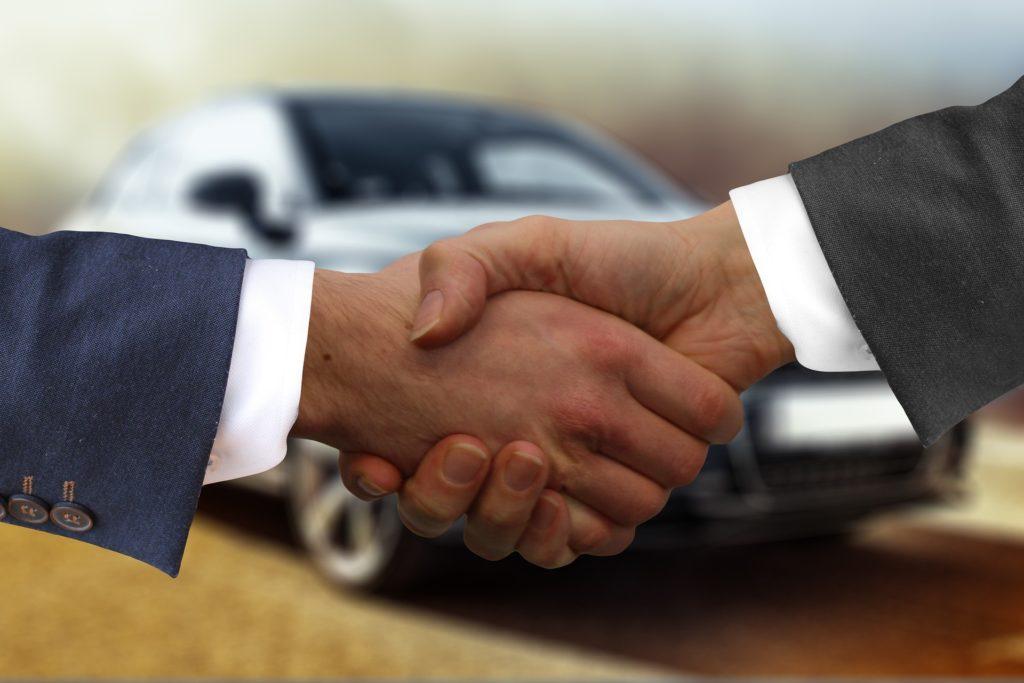 Nákup auta, ilustrační foto, zdroj: Pixabay