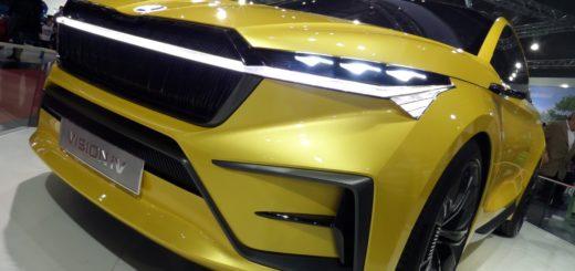 Škoda Vision IV, foto: Zdeněk Gerža