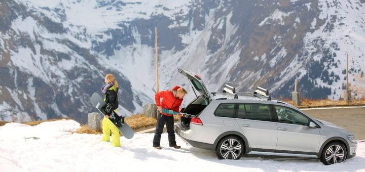 Volkswagen Golf Alltrack, foto: Volkswagen