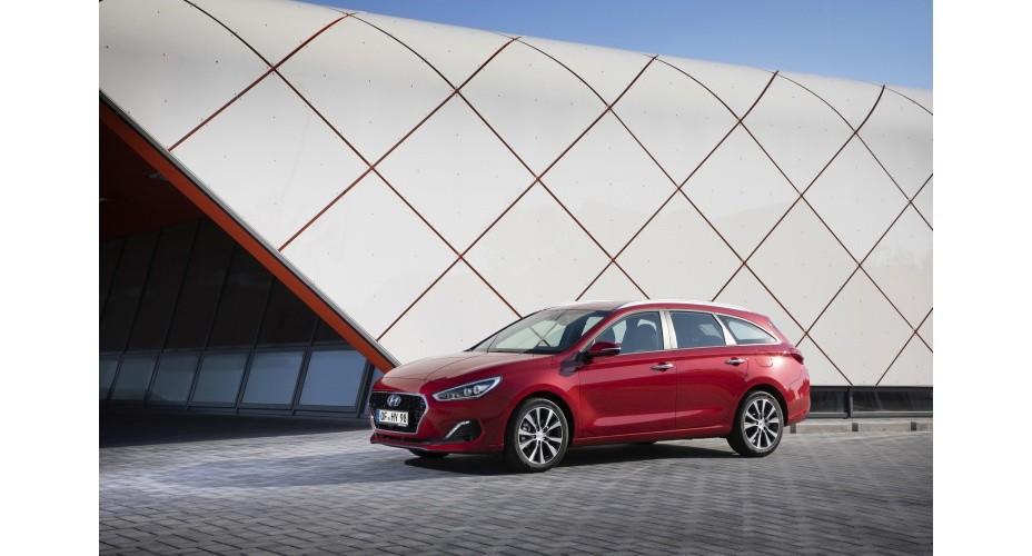 Hyundai i30 kombi, foto: Hyundai