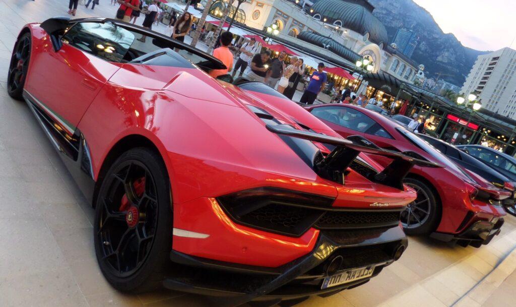 Večerní Monte Carlo