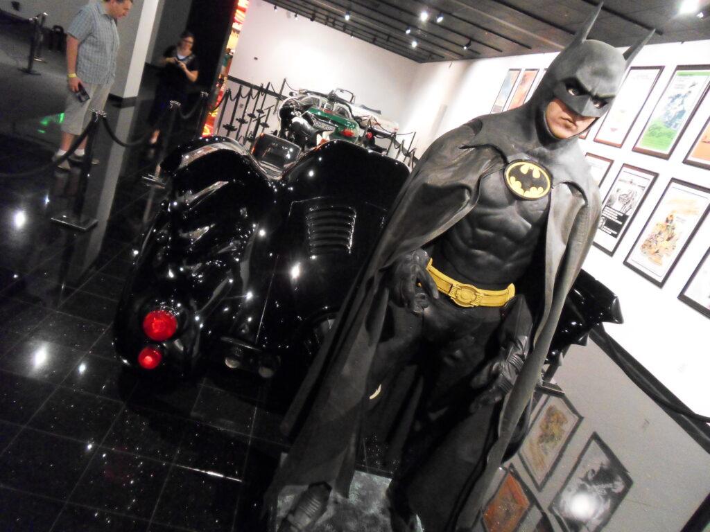 Legendární Batmobil