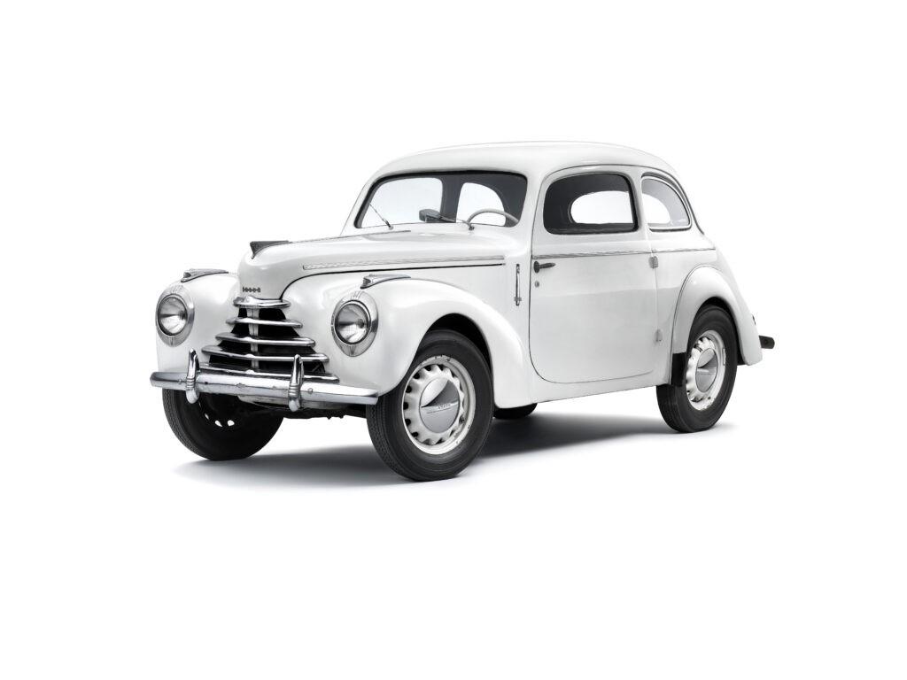 Škoda 1101 Tudor, foto: Škoda auto