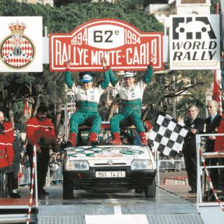 S vozem ŠKODA FAVORIT 136 L posádka Pavel Sibera/Petr Gross zvítězila ve své třídě mezi roky 1991 a 1994 čtyřikrát v řadě za sebou.